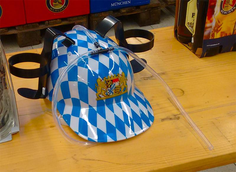 Шлем пивонавта