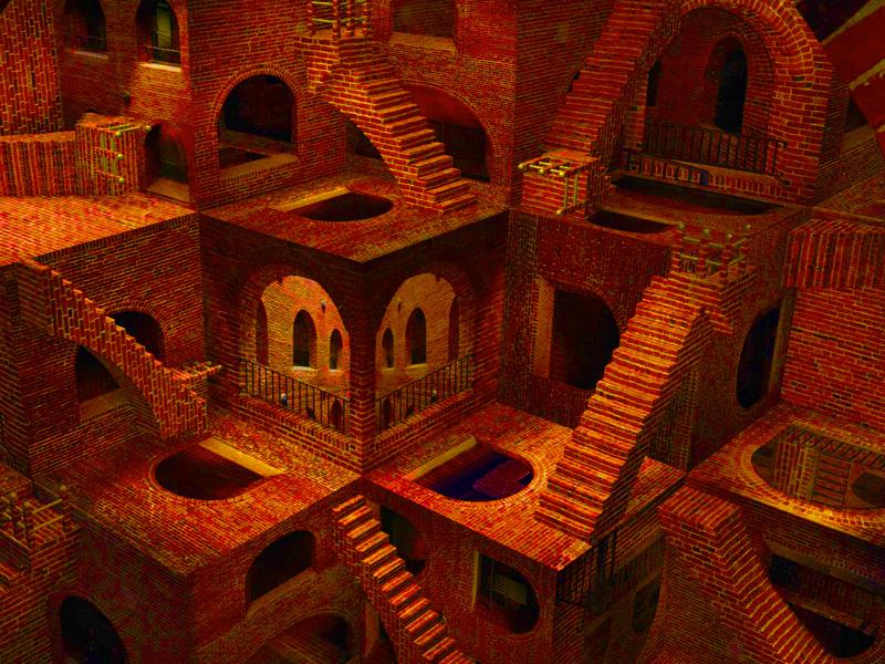 Невозможная архитектура