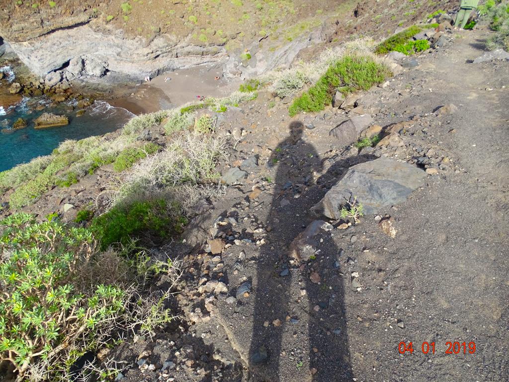 Странные тени на Канарах