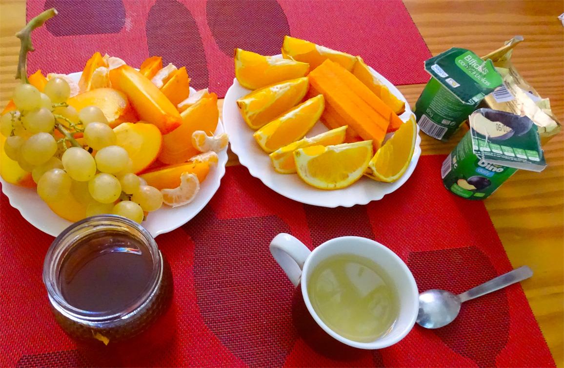 оранжевая еда ла альдея