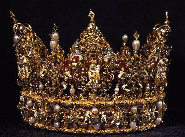 Символическая корона