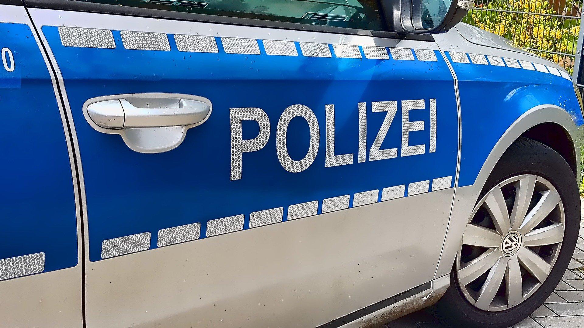 Полицеская машина